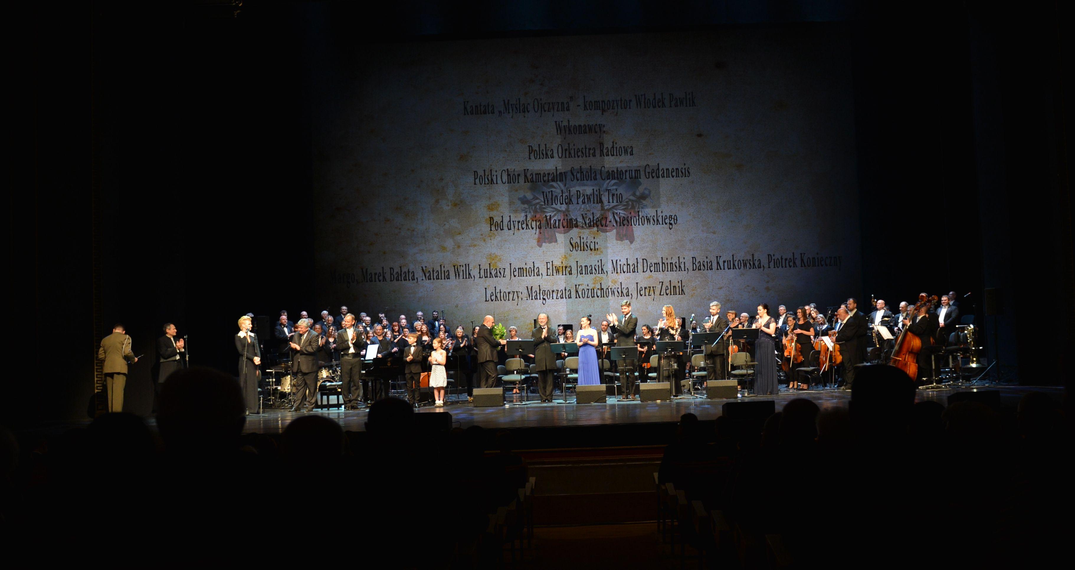 Koncert Myśląc Ojczyzna W Teatrze Wielkim Historia