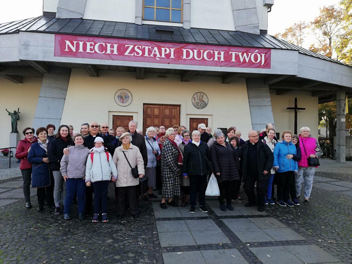 Wyjazd uczestników do Drohiczyna i Grabarki
